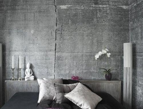 Штукатурка бетонных стен методом «набрызга» своими руками 92